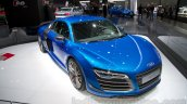 Audi R8 LMX front right three quarter at the 2014 Moscow Motor Show