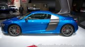 Audi R8 LMX profile at the 2014 Moscow Motor Show