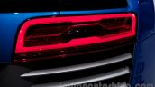Audi R8 LMX tailight at the 2014 Moscow Motor Show