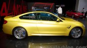 BMW M4 Coupe at the 2014 Moscow Motor Show profile