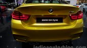 BMW M4 Coupe at the 2014 Moscow Motor Show rear
