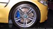 BMW M4 Coupe at the 2014 Moscow Motor Show wheel