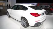 BMW X4 at the 2014 Moscow Motor Show rear profile
