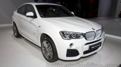 BMW X4 at the 2014 Moscow Motor Show
