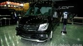 BRABUS Business Lounge at the 2014 Moscow Motor Show front quarter