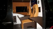 BRABUS Business Lounge at the 2014 Moscow Motor Show seat back