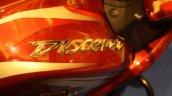 Bajaj Discover 150 F Launch 3D fuel tank sticker