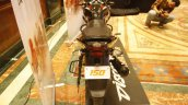 Bajaj Discover 150 F Launch black and red rear