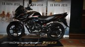 Bajaj Discover 150 F Launch black side