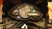 Bajaj Discover 150 F Launch digital instrument console