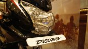 Bajaj Discover 150 F Launch headlamp