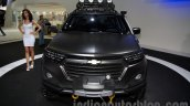 Chevrolet Niva Concept front at the 2014 Moscow Motor Show
