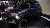 Chevrolet Niva Concept front left three quarter at the 2014 Moscow Motor Show