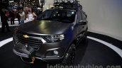 Chevrolet Niva Concept front three quarter at the 2014 Moscow Motor Show