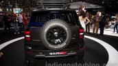 Chevrolet Niva Concept rear at the 2014 Moscow Motor Show