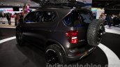 Chevrolet Niva Concept rear three quarter at the 2014 Moscow Motor Show