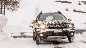 Dacia Duster Brave Edition front fascia
