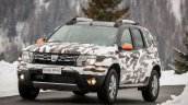 Dacia Duster Brave Edition front quarter