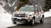 Dacia Duster Brave Edition front