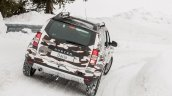 Dacia Duster Brave Edition rear angle