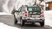 Dacia Duster Brave Edition rear