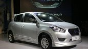 Datsun Go Indonesia launched live front quarter