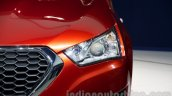 Datsun mi-DO at the 2014 Moscow Motor Show headlight