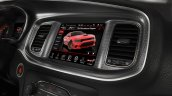 Dodge Charger SRT Hellcat multimedia infotainment system