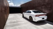 Dodge Charger SRT Hellcat rear three quarter