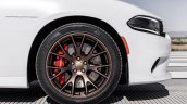 Dodge Charger SRT Hellcat wheel