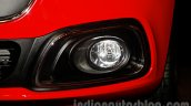 Fiat Punto Evo foglamp at the launch