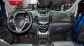 Ford EcoSport dashboard at the 2014 Moscow Motor Show