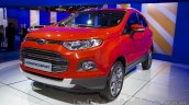 Ford EcoSport front three quarters at the 2014 Moscow Motor Show