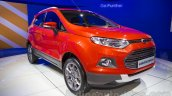 Ford EcoSport front three quarters left at the 2014 Moscow Motor Show