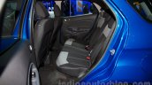 Ford EcoSport rear seat at the 2014 Moscow Motor Show