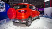 Ford EcoSport rear three quarters right at the 2014 Moscow Motor Show