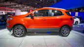 Ford EcoSport side at the 2014 Moscow Motor Show
