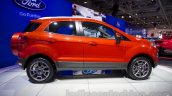 Ford EcoSport side view at the 2014 Moscow Motor Show