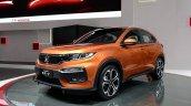 Honda XR-V front three quarter at Chengdu Auto Show 2014