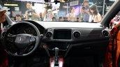 Honda XR-V interior at Chengdu Auto Show 2014