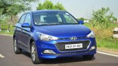 Hyundai Elite i20 Diesel Review dynamic