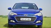 Hyundai Elite i20 Diesel Review front fascia