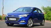 Hyundai Elite i20 Diesel Review front quarter profile