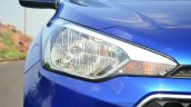 Hyundai Elite i20 Diesel Review headlamp
