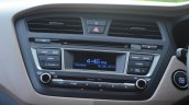 Hyundai Elite i20 Diesel Review music system