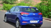 Hyundai Elite i20 Diesel Review rear angles