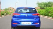 Hyundai Elite i20 Diesel Review rear