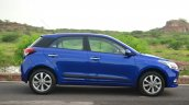 Hyundai Elite i20 Diesel Review side view