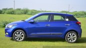 Hyundai Elite i20 Diesel Review side