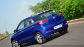 Hyundai Elite i20 Diesel Review stance